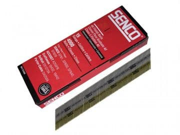 Chisel Smooth Brad Nails Galvanised 15G x 32mm (Pack 4000)